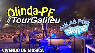 Fernandinho em Olinda- PE /Aulas por Skype