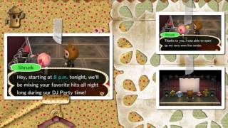Animal Crossing New Leaf Day 20 Turnips and Club LOL