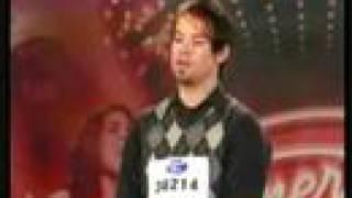 David Cook - American Idol Audition