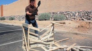 Crovel Extreme 2 Survival Shovel Reveal by Tim Ralston of NatGeo 's Doomsday Preppers