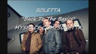 "Soletta ""Back To The Basics"""