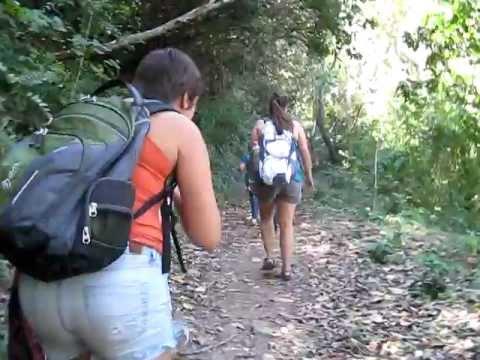 Grenada Nicaragua Hike