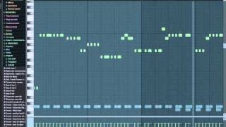 basshunter - Every Morning Remake Fruity loops (FLP download)