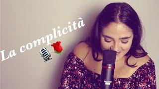 LA COMPLICITA' (cover) -  Maria Pina Cavezza 🌹