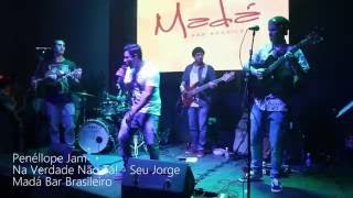 Penellope Jam - Na Verdade Não Tá (Seu Jorge Cover)