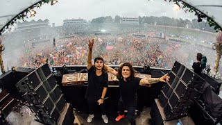 DVBBS & Tony Junior - Immortal | Live At Tomorrowland 2015