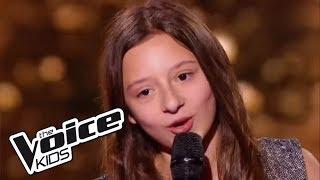 The Voice Kids 2016 | Maé – Dernière Danse (Indila) | Demi-Finale