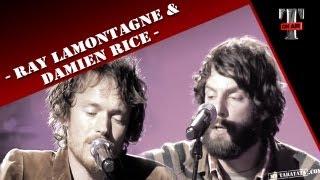 Ray Lamontagne & Damien Rice - To Love Somebody (TARATATA Mar. 2007)