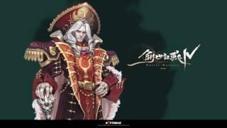 The War of Genesis 4 BGM / 창세기전4 배경음악 - BOSS01