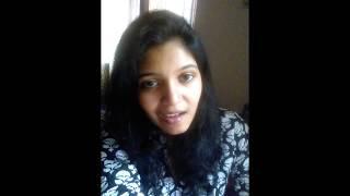 Bade Achhe Lagte Hain ( Cover ) - Aparna Shibu
