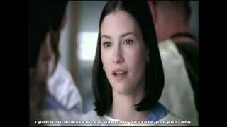 Meredith e Lexie si incontrano 4x01