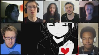 """""""Stronger Than You - Frisk Response"""" By Kur0chi Reaction Mashup"""