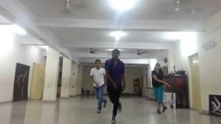Run Run Telugu - Arun Vibrato Choreography width=