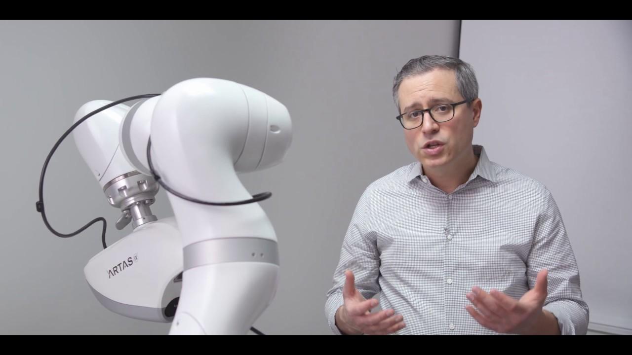 ARTAS iX Robot