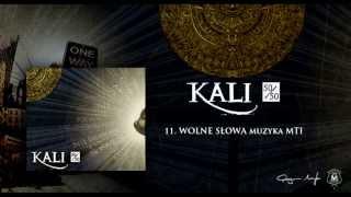 11. Kali - Wolne słowa (prod. MTI)