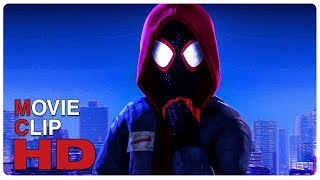 Miles Morales Becomes Spider-Man Scene | SPIDER-MAN: INTO THE SPIDER-VERSE (2018) Movie CLIP HD