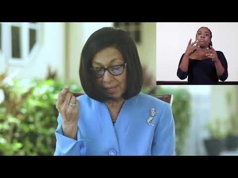COIVD 19- Honourable Shahine Robinson's Message to the Elderly & Disable Community