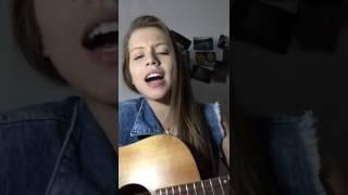 Thayna bitencourt - Oitava Dose ( Cover ) Matheus & Kauan