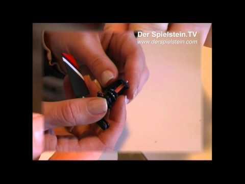 derspielstein.com -  Walkera Helikopter Uflys Ausbau der Heckwelle
