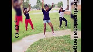 NEW DANCE get stupid challenge full dance