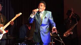Get On Up! The Music of James Brown with The Lon Bronson Band