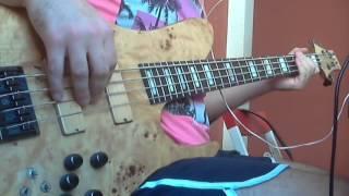 Teste - Crazy (Seal - Tori Kelly) - Bass Cover
