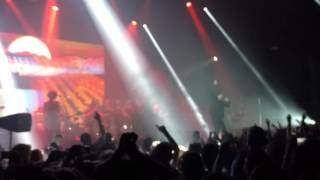 Gorillaz - Sleeping Powder Humanz Live, Katowice Poland