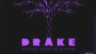 Drake - Started from the Bottom Screwed and Chopped DJ DLoskii