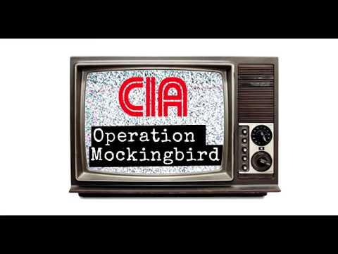 What was Operation Mockingbird? (CIA Media control)