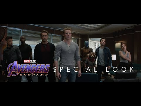 Download Video Marvel Studios' Avengers: Endgame | Special Look