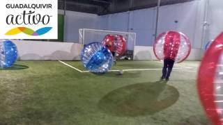 sport bubble football ---guadalquivir activo---626941988