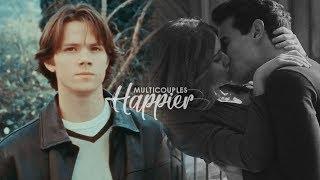 Multicouples (Love Triangles) | Happier