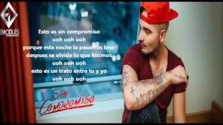 Emcidues - Sin Compromiso (LETRA) | Diego MDM
