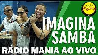 🔴 Radio Mania - ImaginaSamba - Retrô