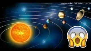 oque está acontecendo com o sistema solar ? 😱