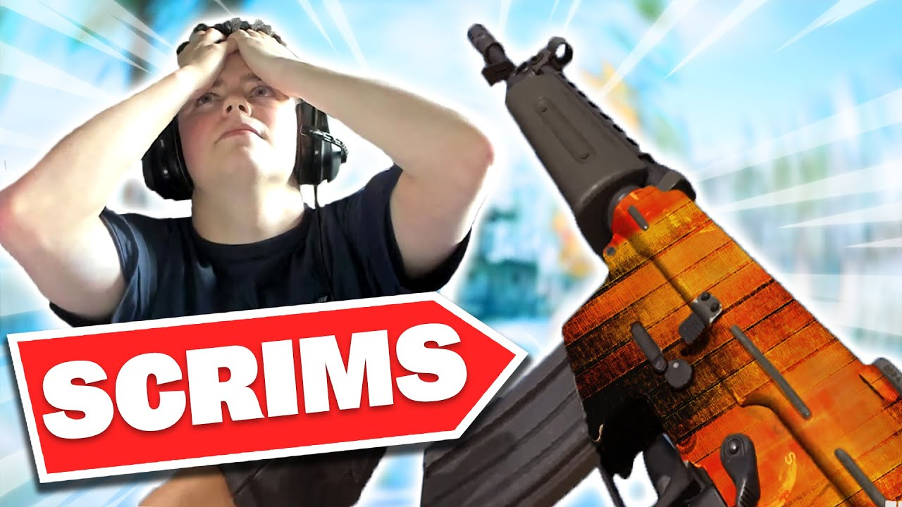 Priestahh - THESE SCRIMS ARE GETTING TOUGHER! - BLACK OPS: COLD WAR