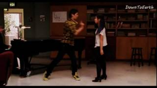 [Glee] dance for your papi.