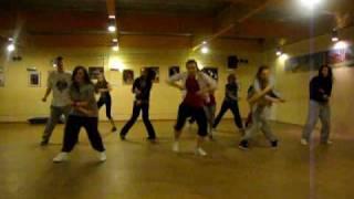 RaveDavid choreo: Swizz Beats - She Ain't Got No Money