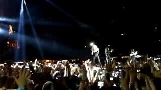 Madonna - Revolver - Stadio Franchi, Florence Italy MDNA Tour 6.16.12