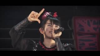 BABYMETAL - Gimme chocolate Tokyo Dome  (Live compilation)