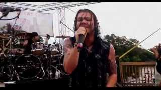 Saliva Live at the Boathouse Myrtle Beach Click Click BOOM June 9 2013