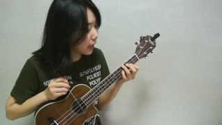 You'll be in my heart - Celtic Woman (Tarzan OST) ukulele cover