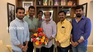 Tamil film producer council met Rajnikanth//Ilayaraja Invitation//Vishal