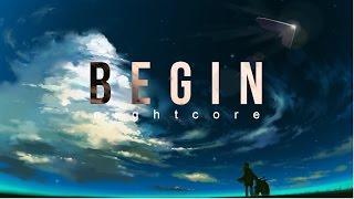 BTS JUNGKOOK - Begin (Nightcore)