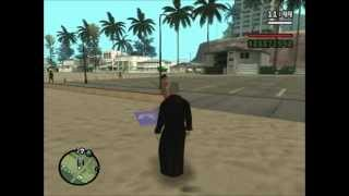 GTA SA - Lord Voldemort and Spells