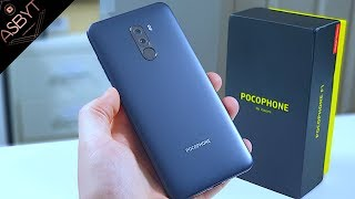 Xiaomi Pocophone F1 UNBOXING & Review - POCO Phone Of The Year? (2018)