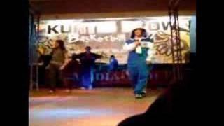 M.W.P. Edin put se jivee LIVE ON KURTIS BLOW TOUR