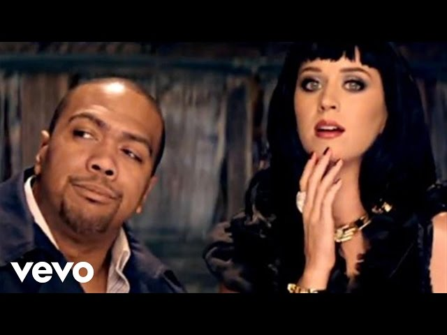 Video oficial de If we ever meet again de Timbaland feat Katy Perry
