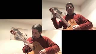 Carrying you - Joe Hisaishi - Guitar cover