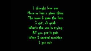Smash Mouth- I'm A Believer with Lyrics